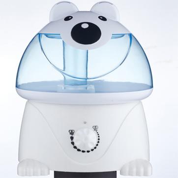 Luftbefeuchter für Tiere