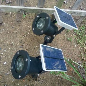 Solar Weihnachten Projektor Licht